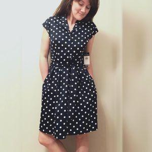 NWT✨Ralph Lauren✨ Adorable Polka-dot dress 💕